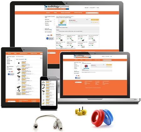 New Webshop from Audiology Systems Helps Hearing Healthcare ...